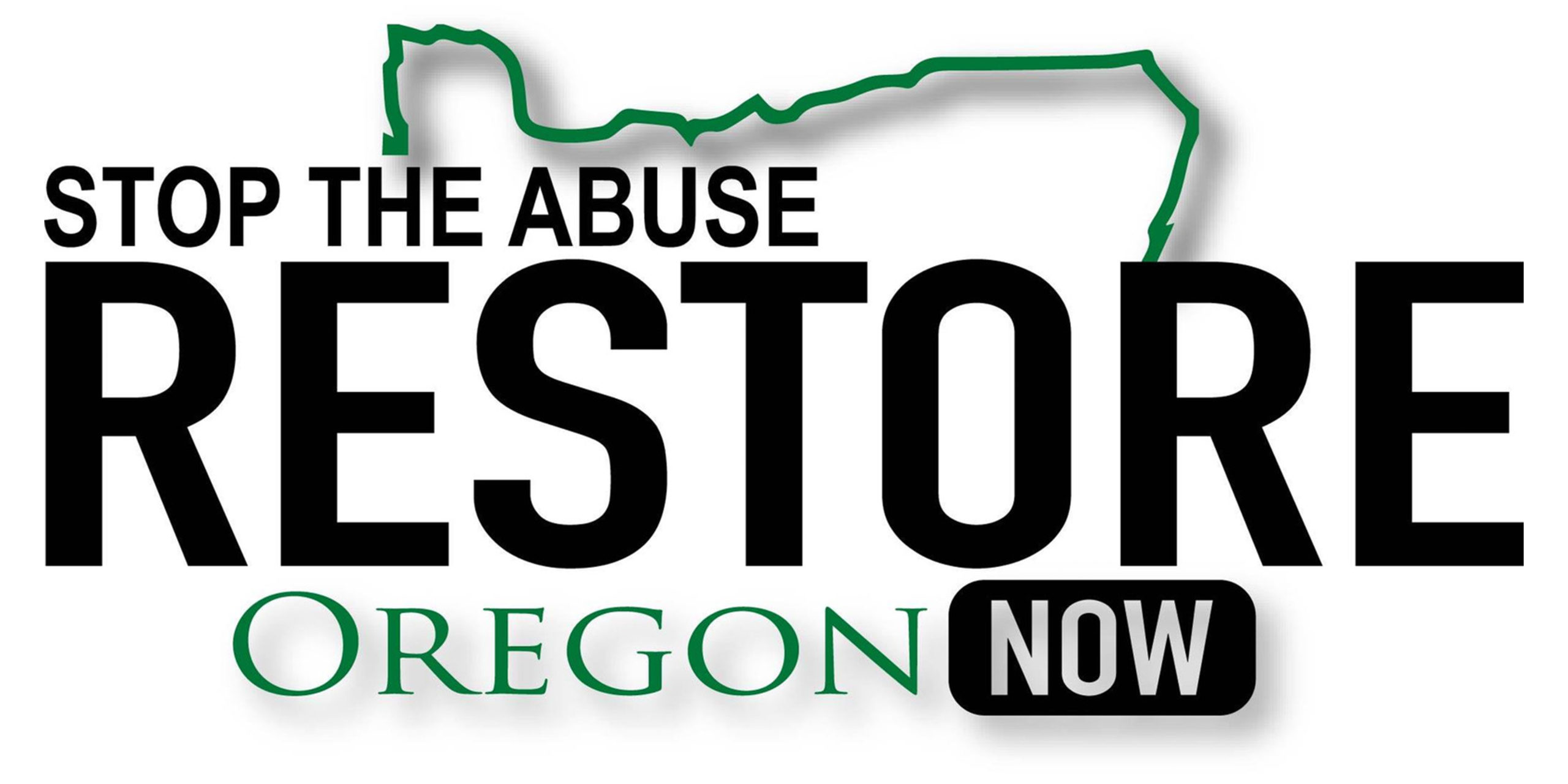 Restore Oregon NOW